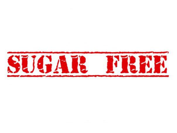 Afbeelding sugar free