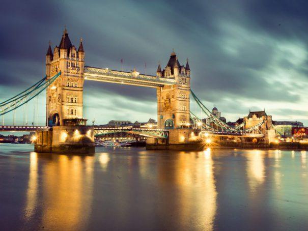 Afbeelding wallpaper tower bridge london