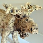 Afbeelding kunst moose ludwig