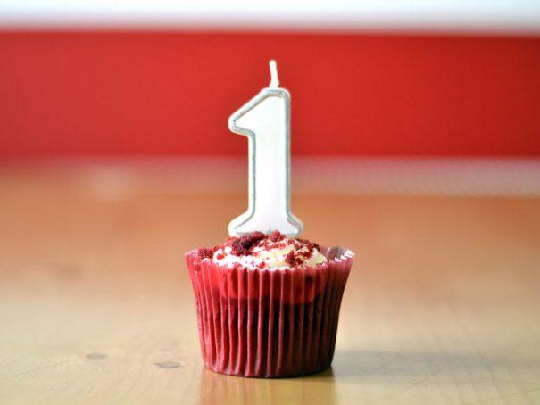 Afbeelding blog verjaardag 1 jaar