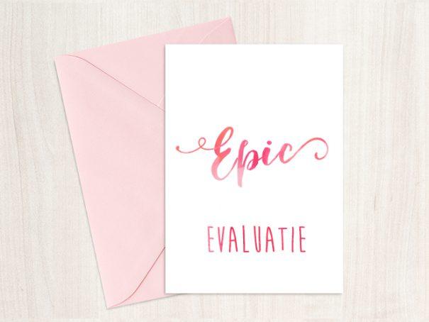 Afbeelding Epic 2.0 evaluatie