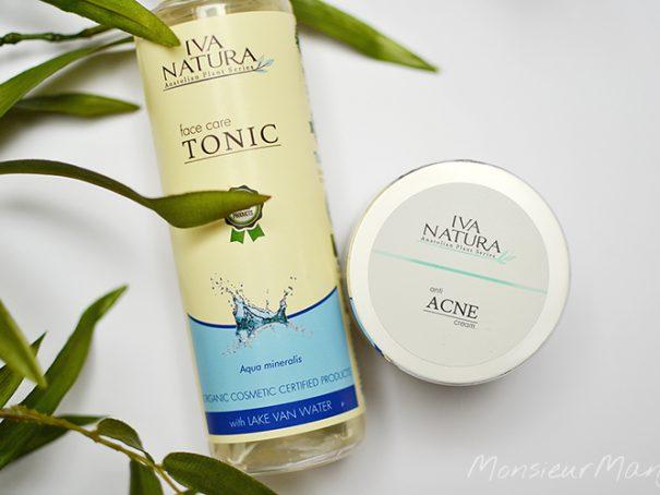 Afbeelding Iva Natura anti-acné cream en face care lotion