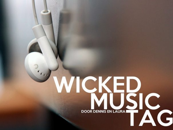 Afbeelding wicked music tag