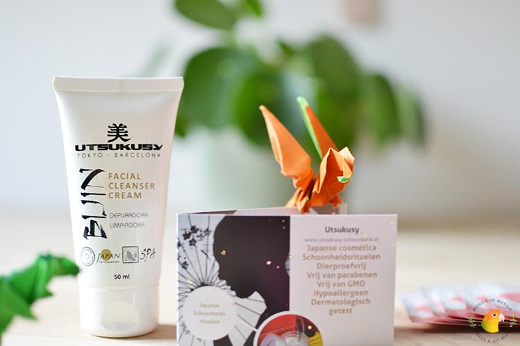 Afbeelding Echte Post Is Cool 3 gekregen Utsukusy facial cleanser cream