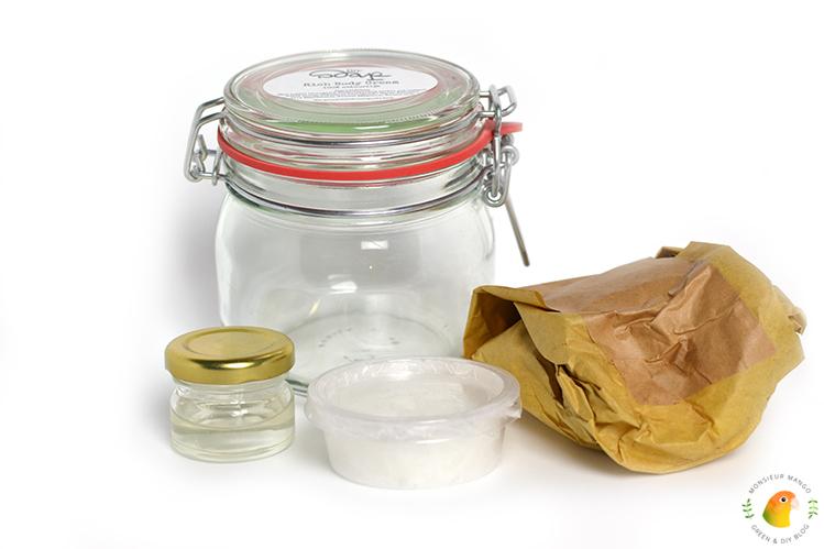 Afbeelding DIY Soap Rich Body Cream ingrediënten