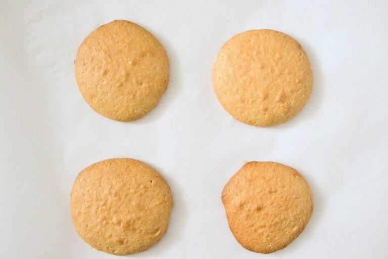 Afbeelding recept eierkoeken gebakken
