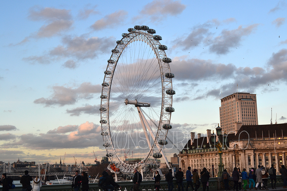 Afbeelding London Eye