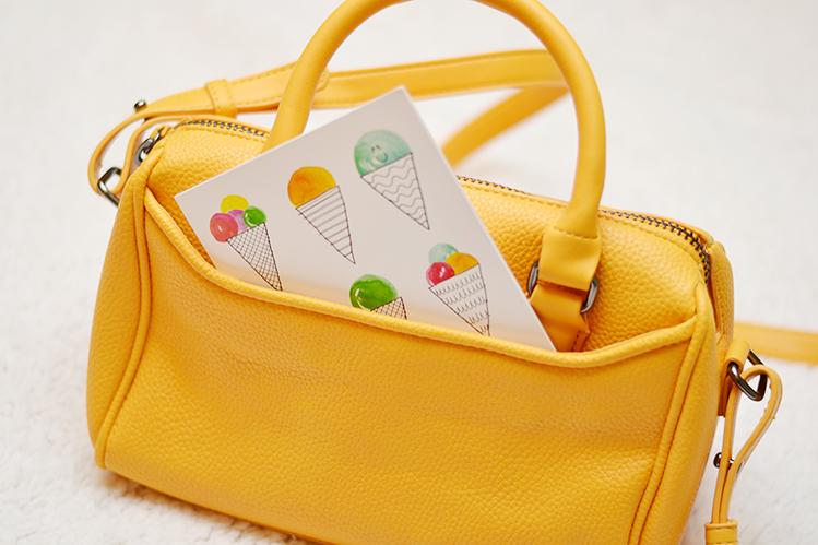 Afbeelding mango tas
