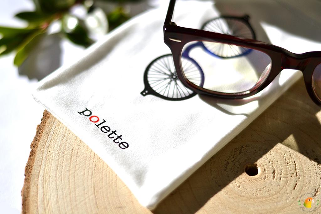 Review E-Polette bril van Polette