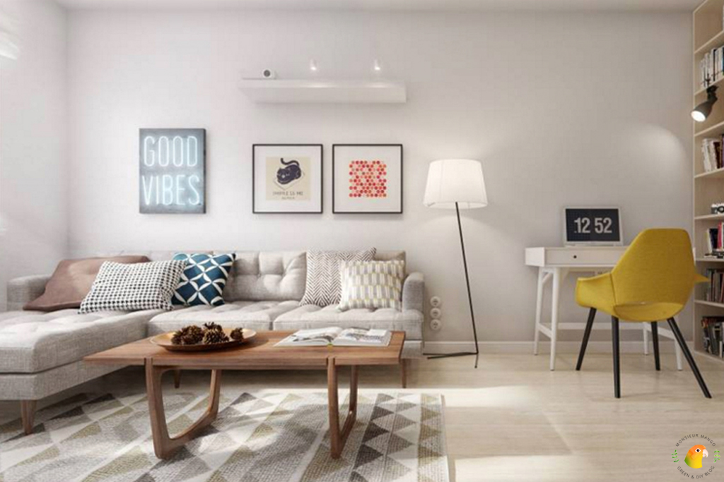 Interieur | Woonkamer inspiratie • Monsieur Mango