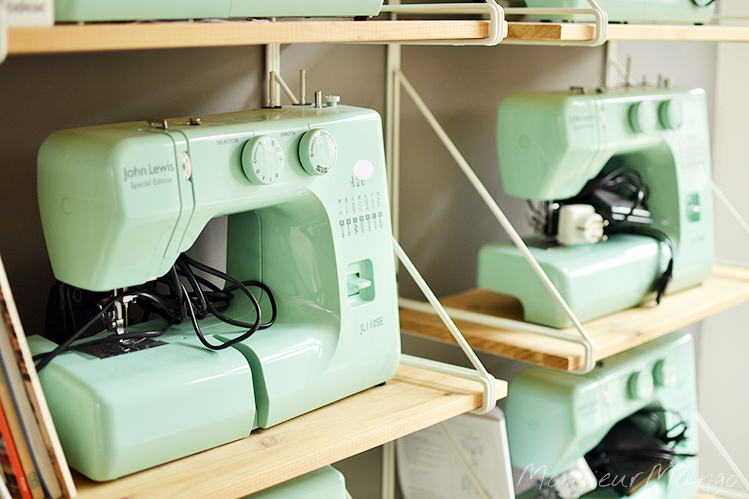 Afbeelding Rasalila DIY atelier naaimachines