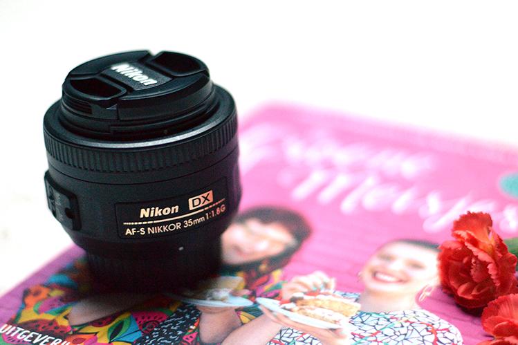 Abfeelding Nikon 35mm lens
