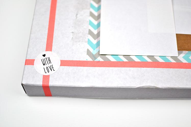 Epic pakketje brievenbus