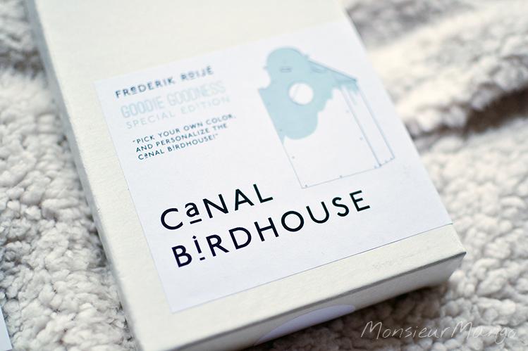 Afbeelding Goodie Goodness canal birdhouse in doos