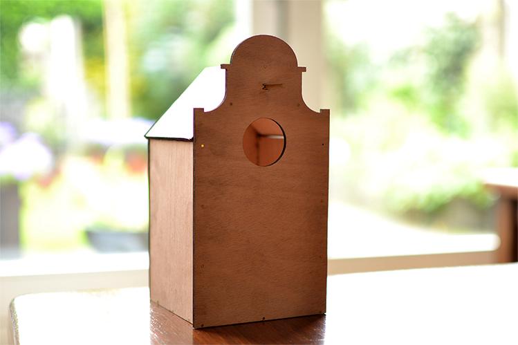 Afbeelding Goodie Goodness juni box vogelhuisje