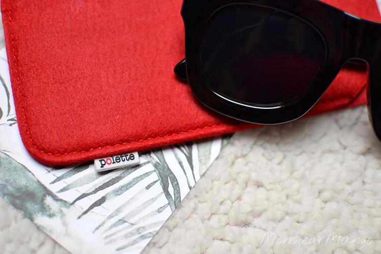 Afbeelding Polette zonnebril en hoesje