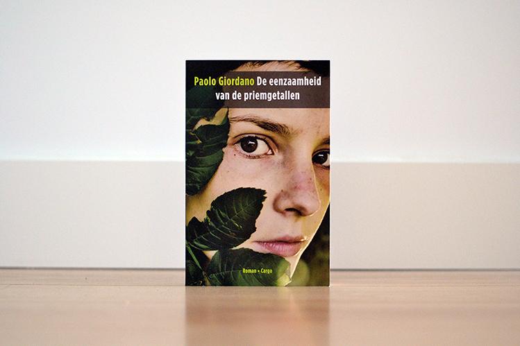 Afbeelding boekverkoop de eenzaamheid der priemgetallen