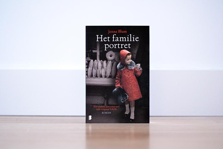 Afbeelding boekverkoop het familieportret