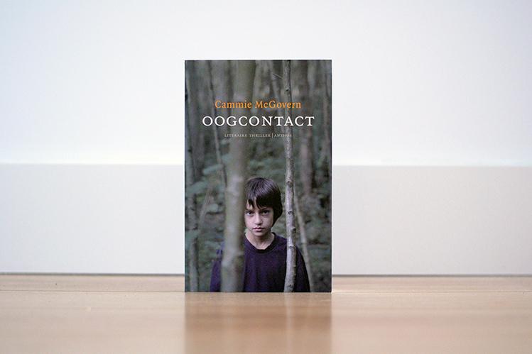 Afbeelding boekverkoop oogcontact