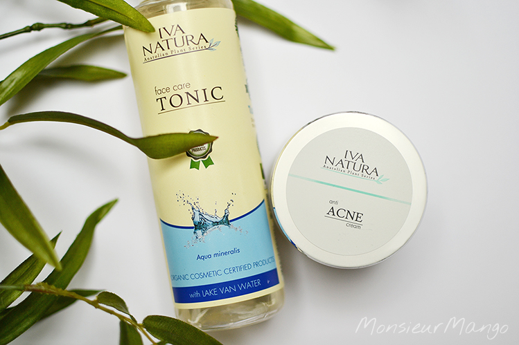 Afbeelding Iva Natura anti-acné cream en face care lotion