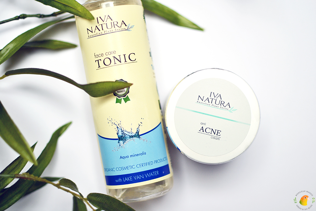Afbeelding Iva Natura Anti-Acné Cream en Lotion