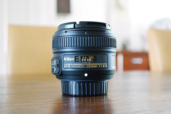 Afbeelding Nikon lens