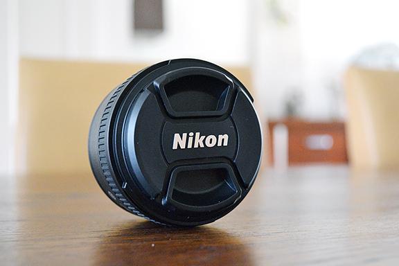 Afbeelding lens van Nikon