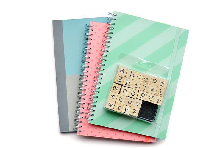Afbeelding notitieboekjes hema
