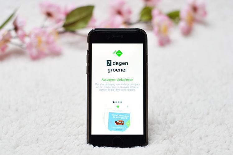 Afbeelding NPO groen app