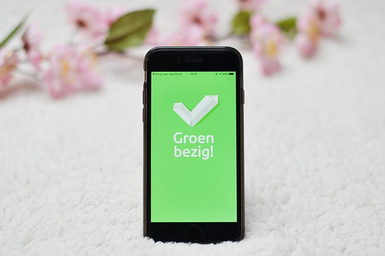 Afbeelding NPO groen app Groen bezig!