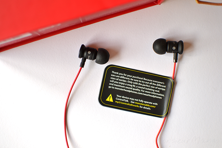 Afbeelding Beats by Dr Dre attentie