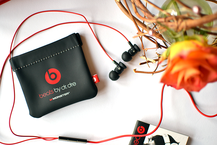 Afbeelding Beats by Dr Dre oordopjes