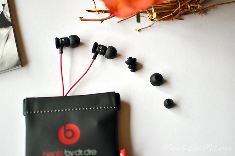 Afbeelding Beats by Dr Dre verschillende oordopjes
