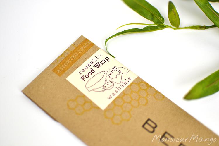 Afbeelding Bee's Wrap bijenwasdoek herbruikbaar