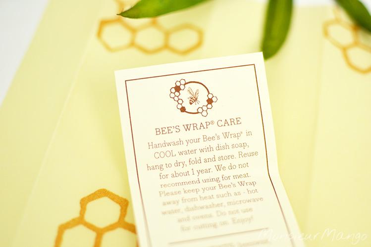 Afbeelding Bee's Wrap verzorging