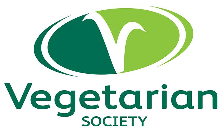 Afbeelding Vegetarian Society logo