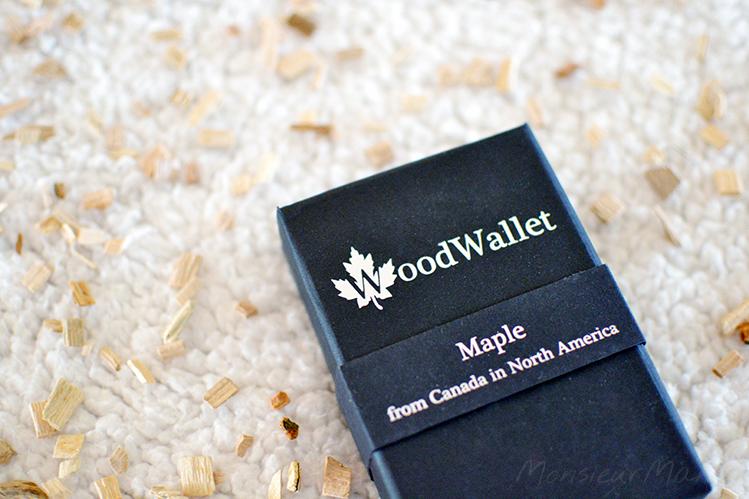 Afbeelding WoodWallet kartonverpakking