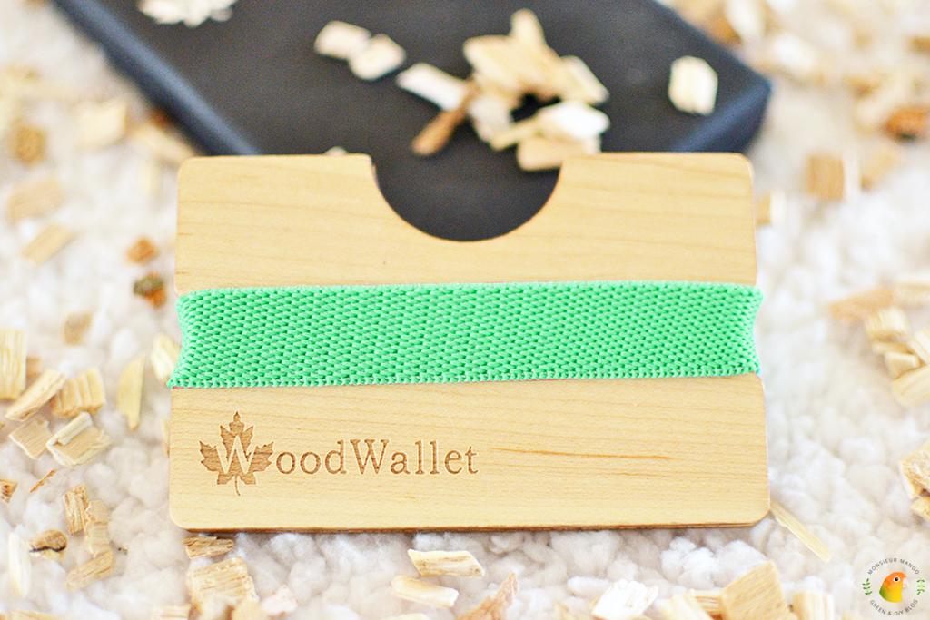 Afbeelding Woodwallet; een duurzame portemonnee