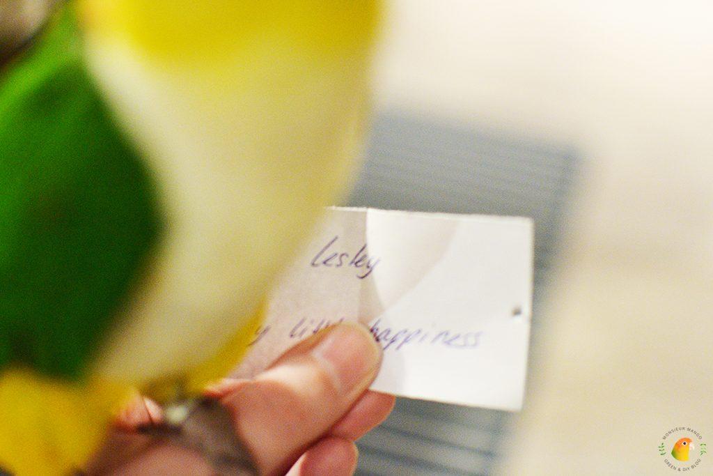 Afbeelding winnaar happiness pakket #2 met Mango