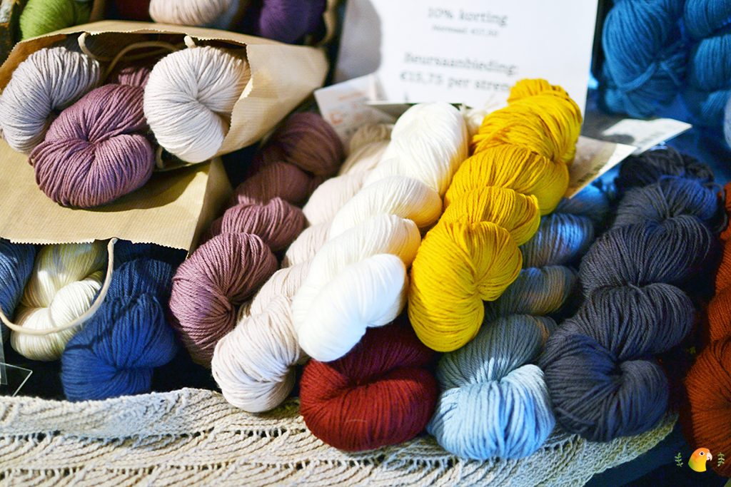 Afbeelding Knit & Knot prachtige strengen garen
