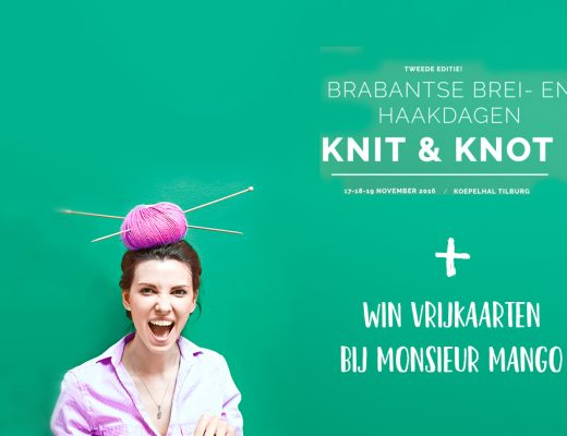 Afbeelding win Knit & Knot vrijkaarten bij Monsieur Mango