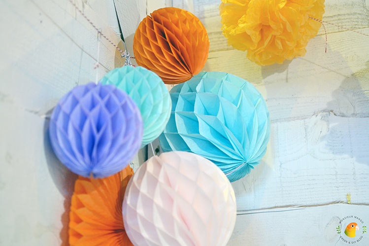 Afbeelding PaperPassion DaPPer papieren ballen