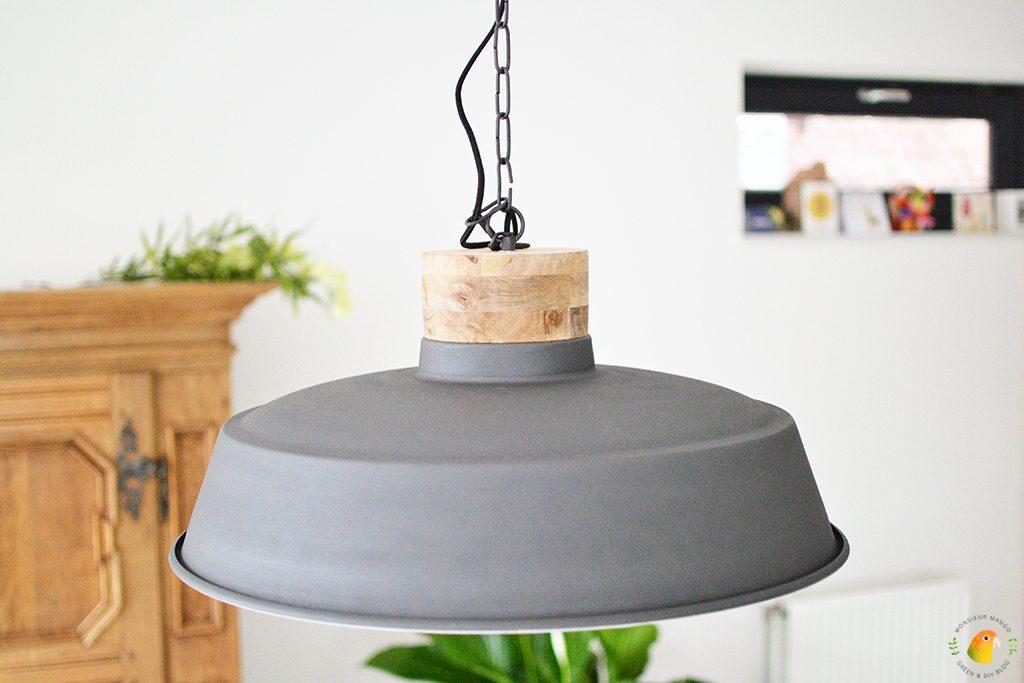 Afbeelding robuuste hanglamp easton van directlampen.nl