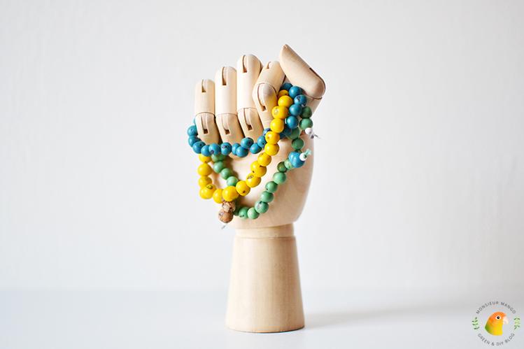 Afbeelding Freedom Beads in drie kleuren