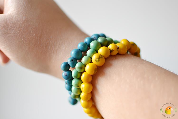 Afbeelding Freedom Beads om pols