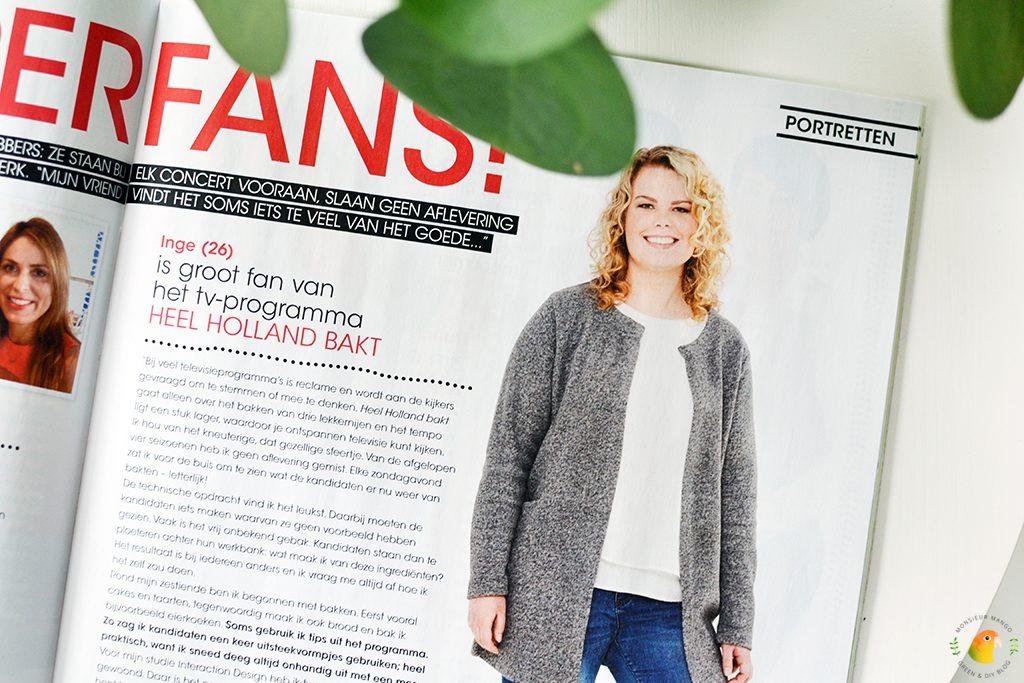 Afbeelding tijdschrift Vriendin dat ben ik!