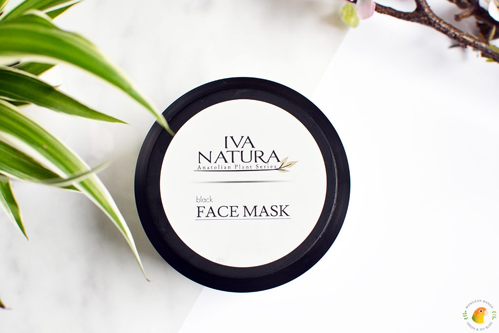 Afbeelding Iva Natura Black Face Mask