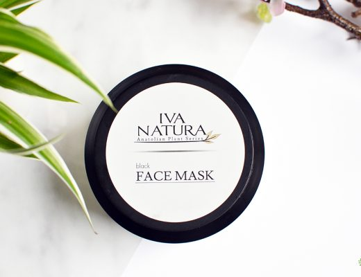 Afbeelding Iva Natura Black Face Mask
