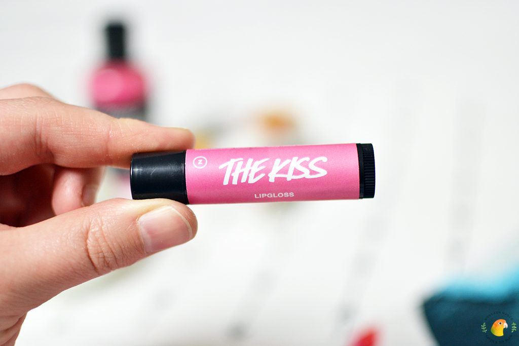 Afbeelding Lush The Kiss Lipgloss