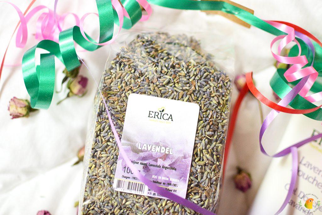 Afbeelding Erica gedroogde lavendel